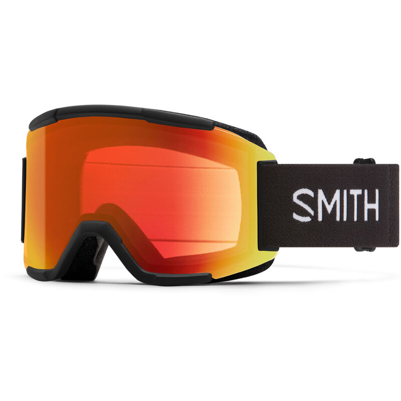Smith Squad Everyday Red Mirror Goggle - 20/21 image number 0