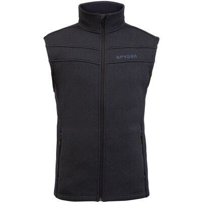 Spyder Encore Fleece Vest - Mens 20/21