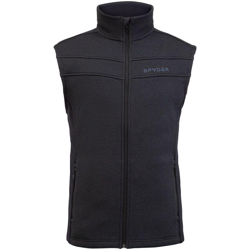 Spyder Encore Fleece Vest - Mens 20/21 image number 0