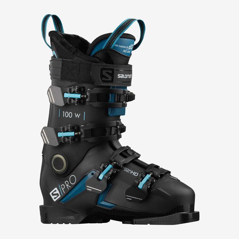 Salomon S Pro 100 Ski Boots Womens image number 0