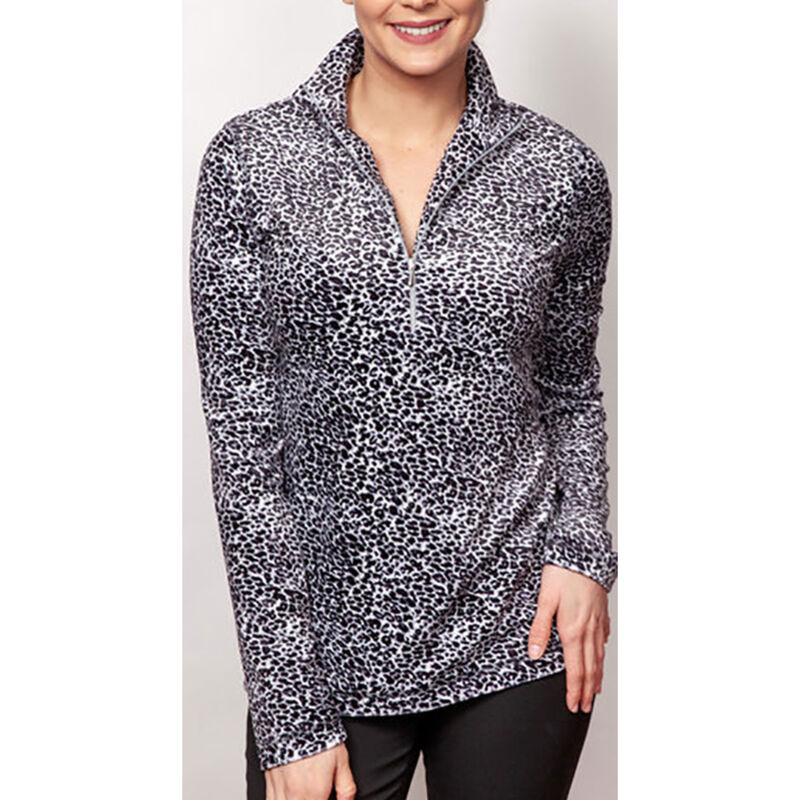 Sno Skins Cozy T Neck - Womens image number 0