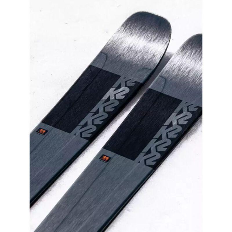 K2 Mindbender 99TI Skis - Mens 20/21 image number 2