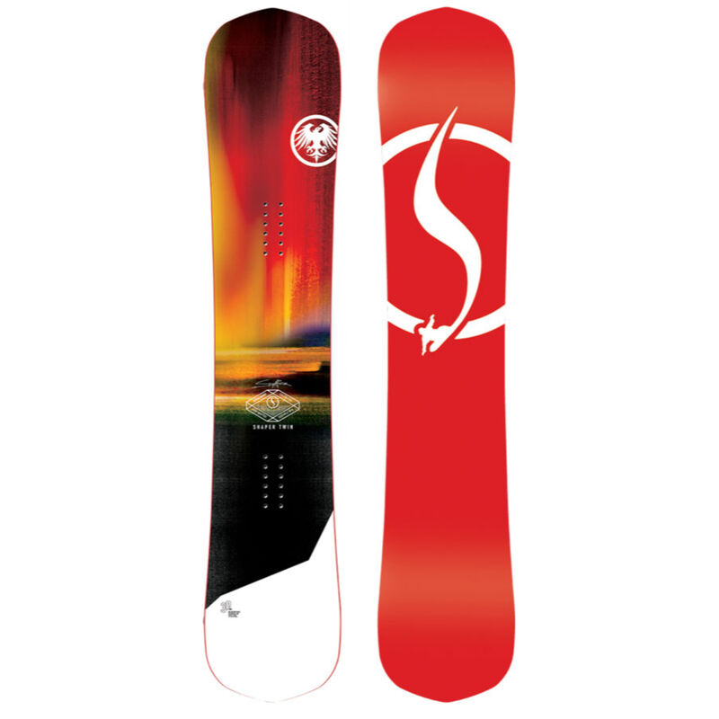 Never Summer Shaper Twin Snowboard Mens image number 0