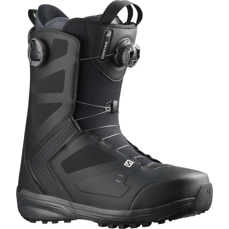 Salomon Dialogue Dual Boa Snowboard Boots image number 0