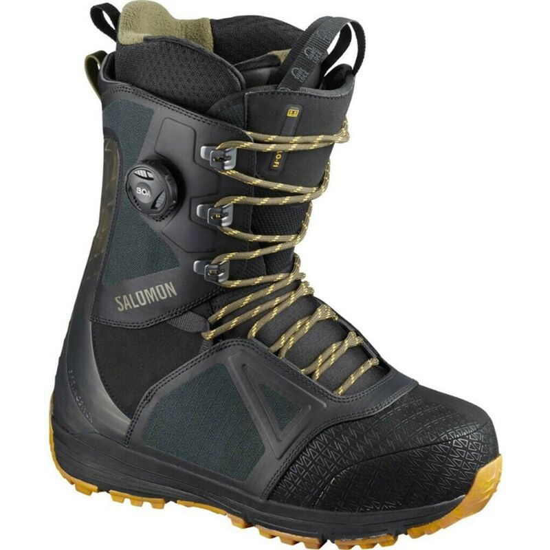 Salomon Lo-Fi Snowboard Boots - Mens 19/20 image number 0