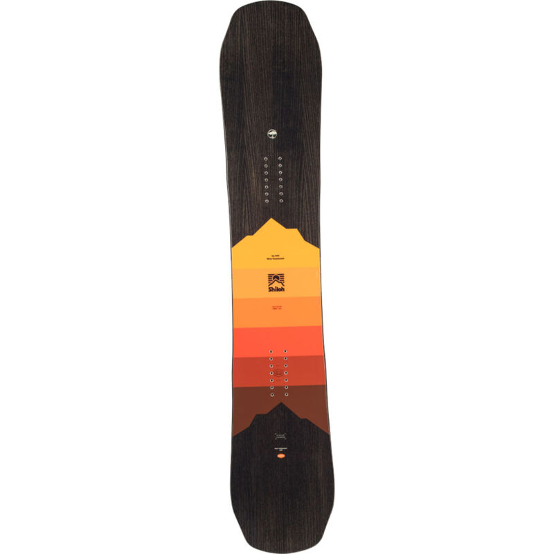 Arbor Shiloh Camber Snowboard Mens image number 0