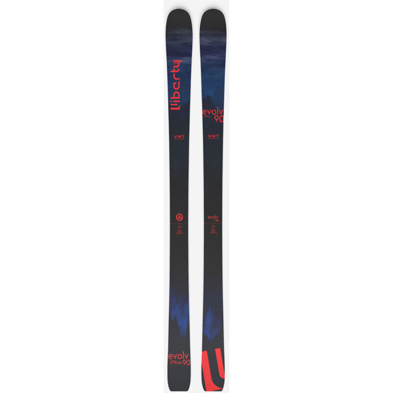 Liberty Evolv 90 Skis - Mens 20/21 image number 0