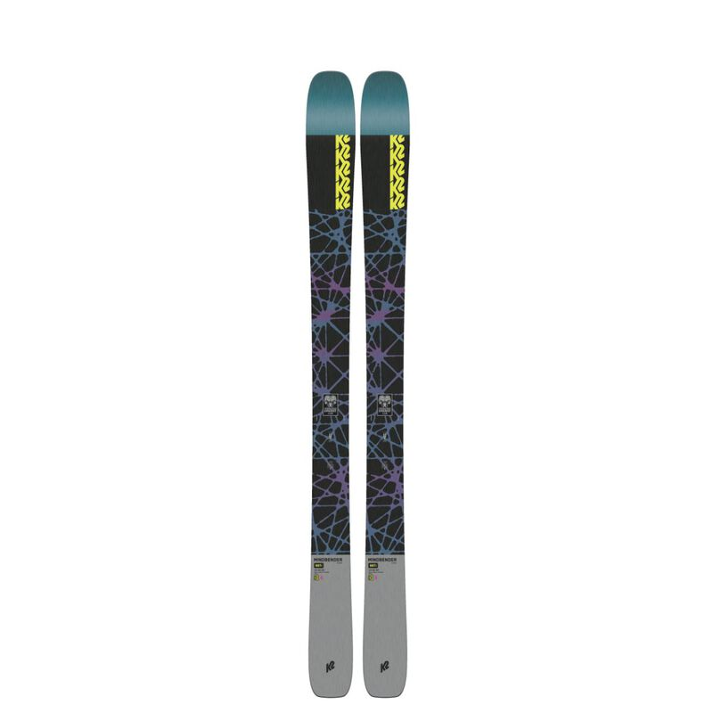 K2 Mindbender 98Ti Alliance Skis - Womens 21/22 image number 0