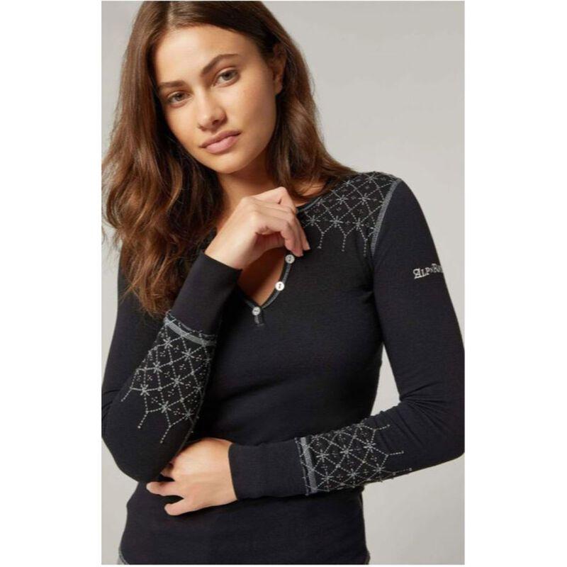 Alp N Rock Celeste Henley Shirt Womens image number 0