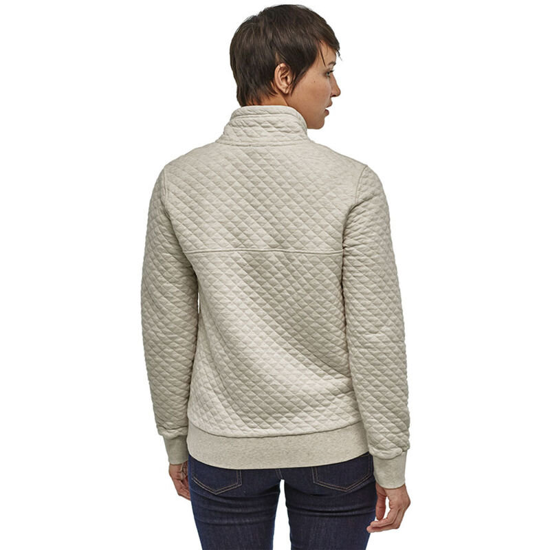 Patagonia Cotton Quilt Snap-T Pullover - Womens image number 1