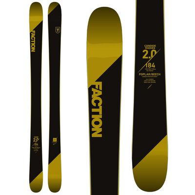 Faction Candide 2.0 Skis - Mens 18/19