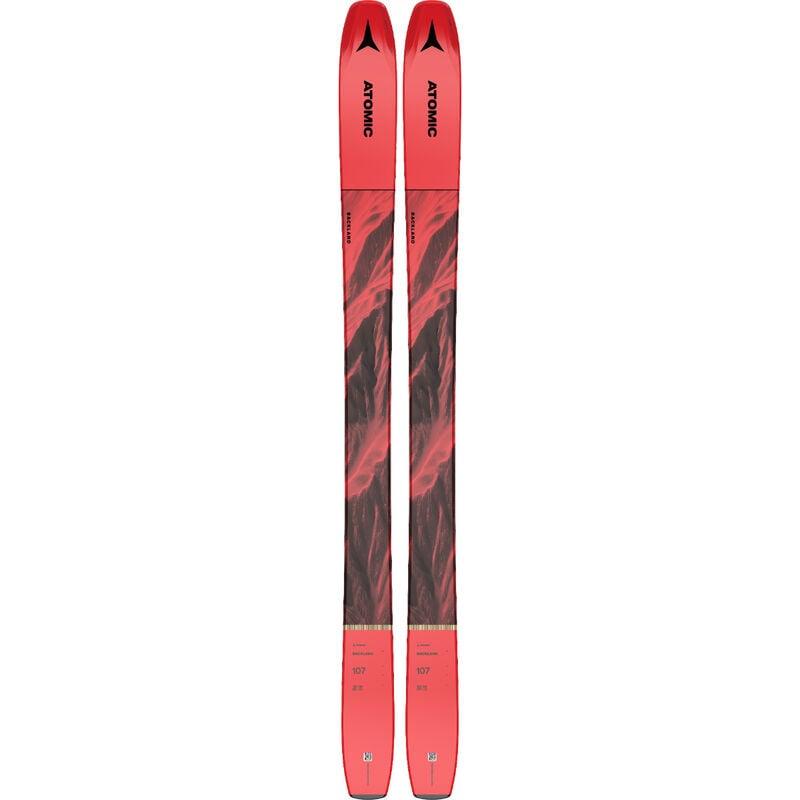 Atomic Backland 107 Skis image number 0