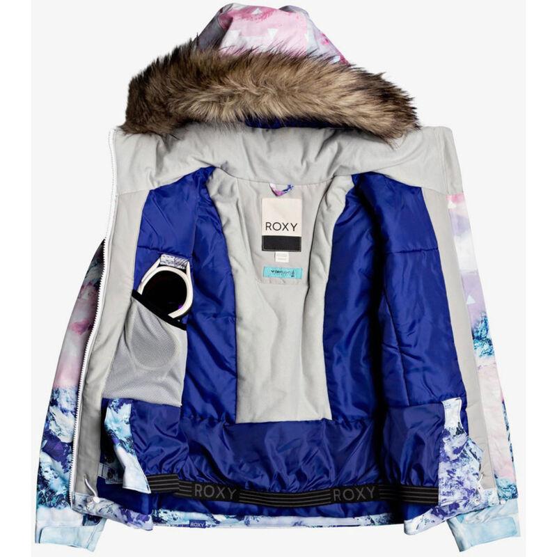 Roxy American Pie Jacket Girls image number 2