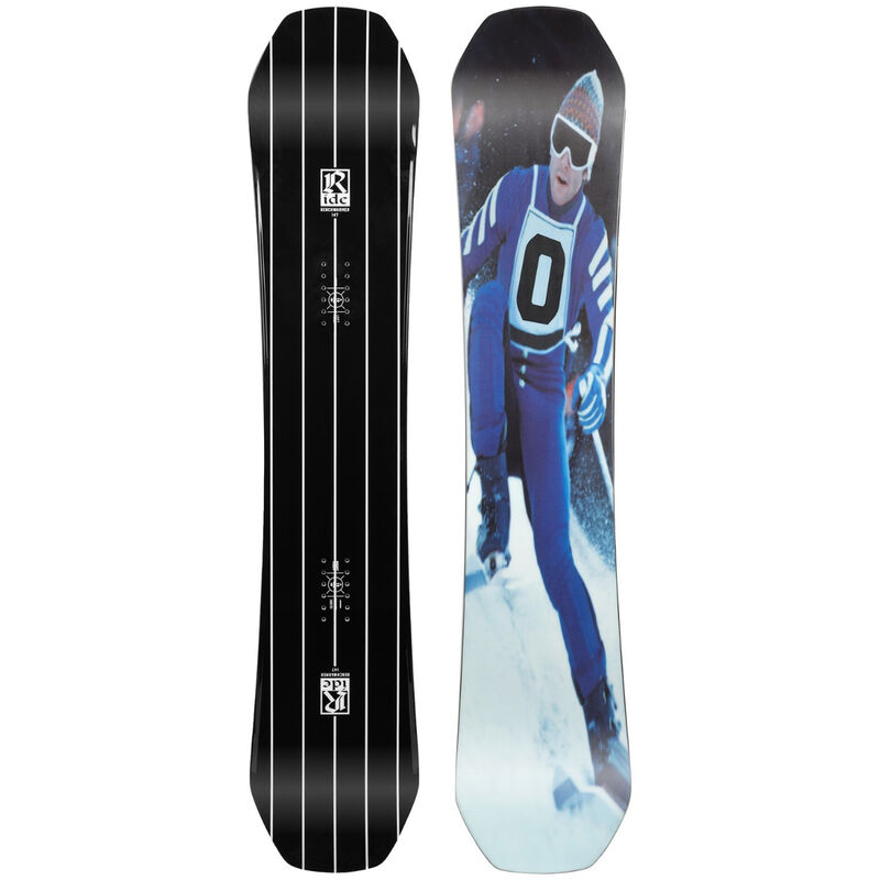 Ride Benchwarmer Snowboard image number 0