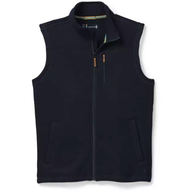 Smartwool Hudson Trail Fleece Vest Mens image number 0