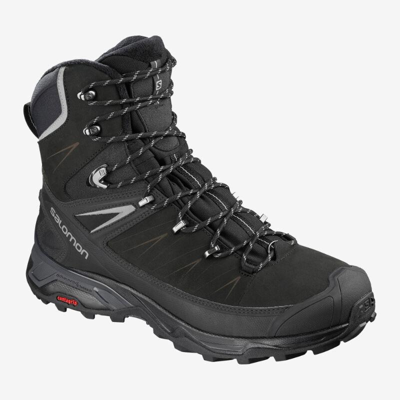 Salomon X Ultra Mid Winter CS WP Boot Mens image number 0