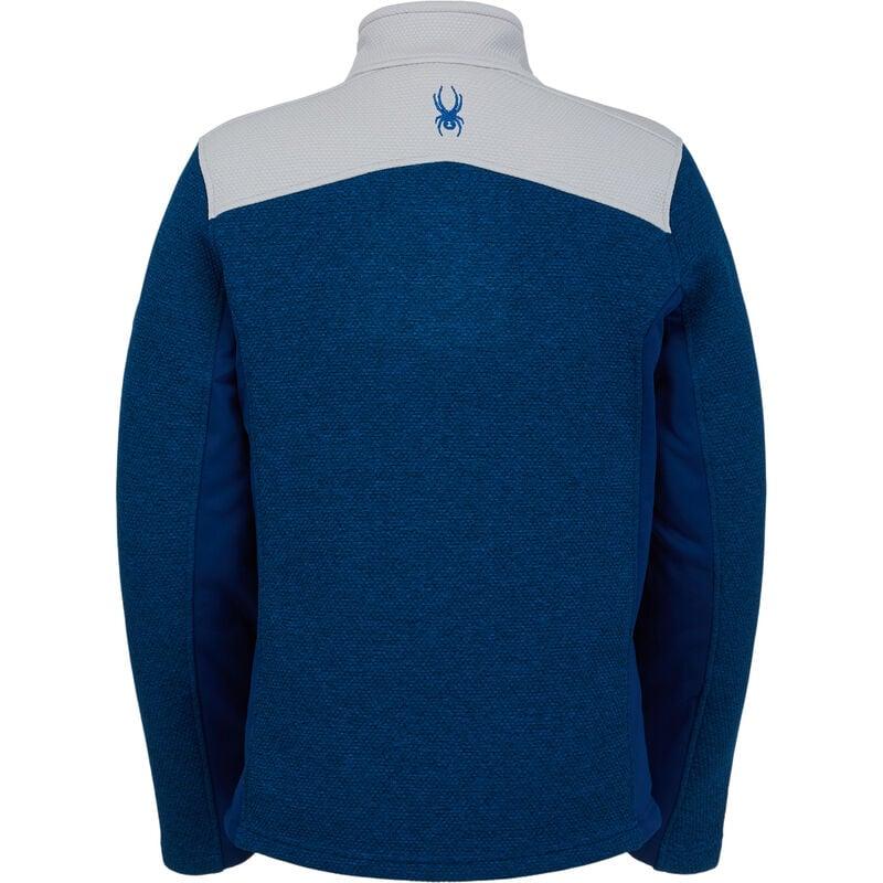 Spyder Encore Half Zip Fleece Jacket Mens image number 1