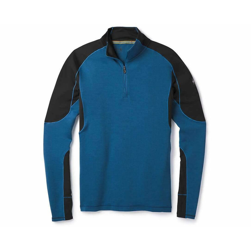 Smartwool Mens PhD Light 1/4 Zip Shirt image number 0