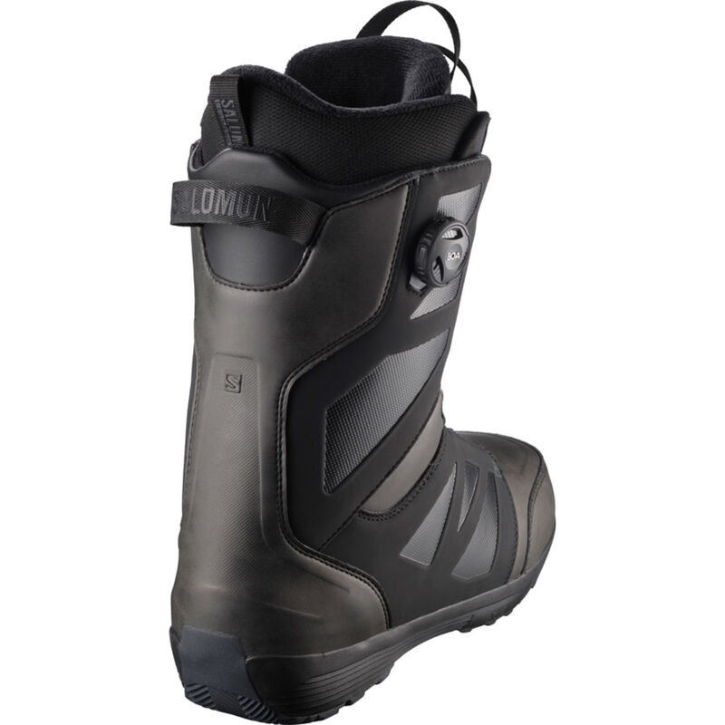 Salomon Launch Boa STR8JKT Snowboard Boots - Mens 20/21 image number 2