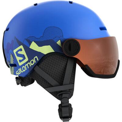 Salomon Grom Visor Helmet - Kids 20/21