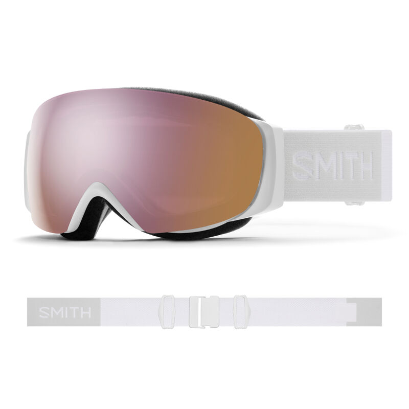 Smith I/O Mag S Goggles Everyday Rose Gold Lenses image number 0