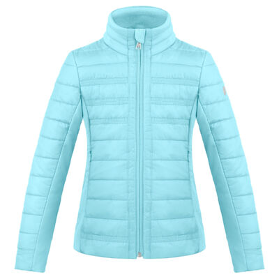 Poivre Blanc Hybrid Quilted Jacket - Girls - 18/19