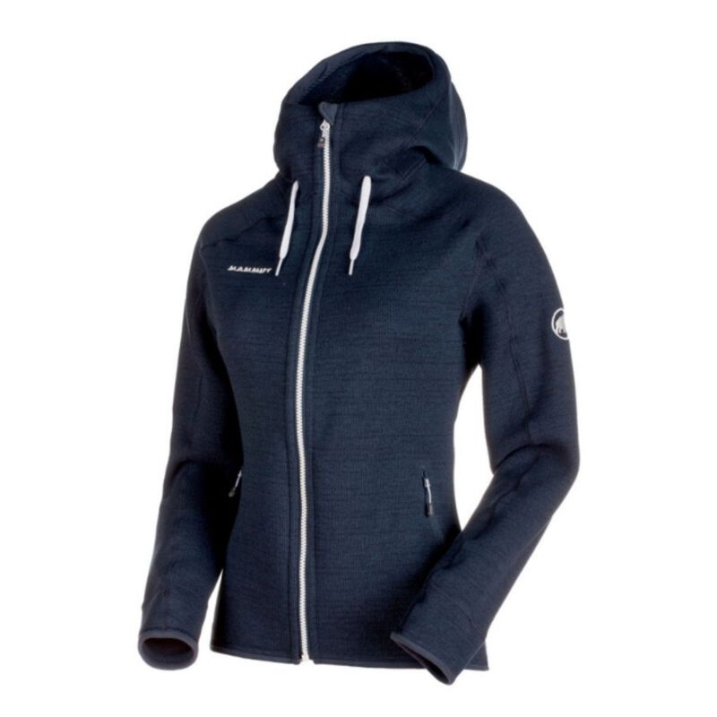 Mammut Arctic ML Hooded Jacket Womens image number 0