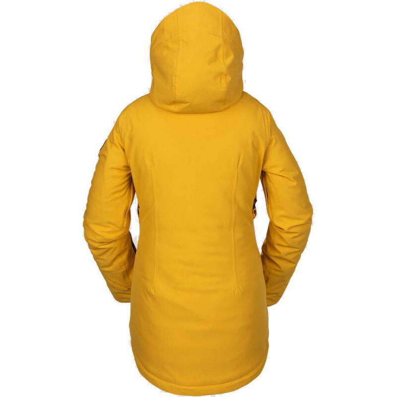 Volcom Womens Shelter 3D Stretch Snow Jacket