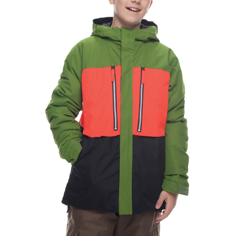 686 Ether Thermagraph Jacket - Boys - 18/19 image number 0