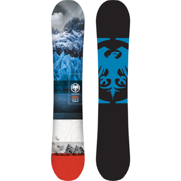 Never Summer Snowtrooper X Snowboard Mens