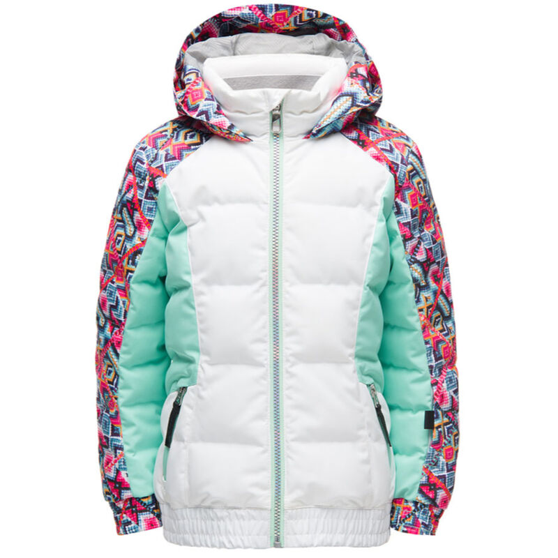 Spyder Atlas Jacket - Toddler Girls - 19/20 image number 0