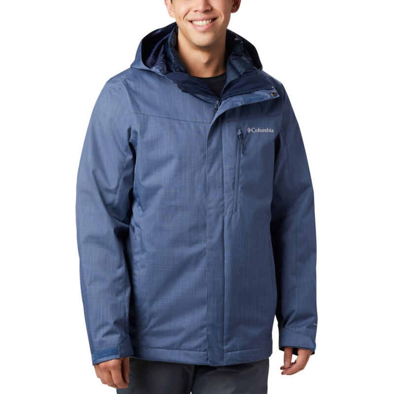 Columbia Whirlibird IV Insulated Interchange Jacket - Mens 19/20 image number 0