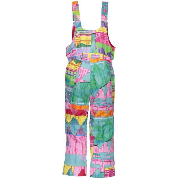 Obermeyer Snoverall Print Bib Pants Toddler Girls-19-20