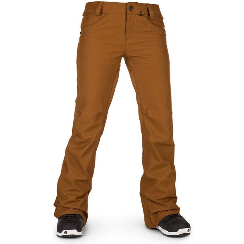 Volcom Species Stretch Pant - Womens 19/20 image number 0