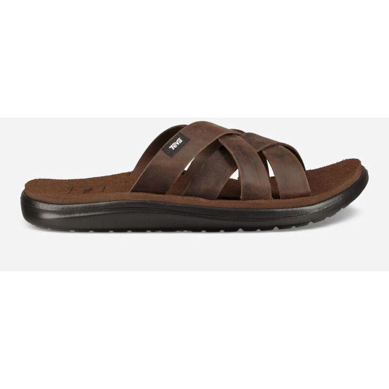 Teva Voya Slide Leather - Mens image number 0