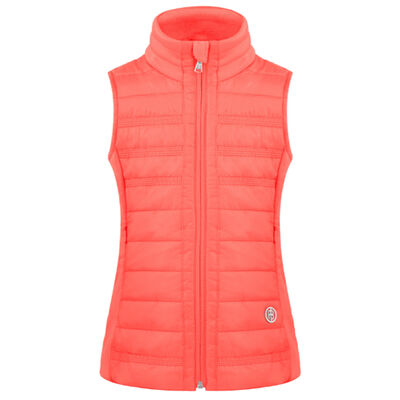 Poivre Blanc Hybrid Quilted Vest - Girls - 18/19