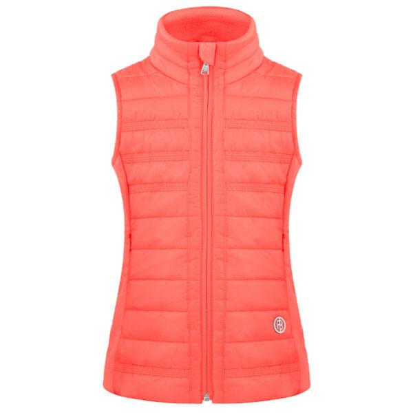 Poivre Blanc Hybrid Quilted Vest Girls