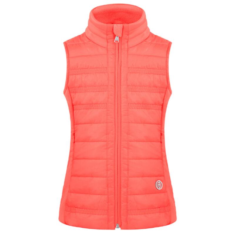 Poivre Blanc Hybrid Quilted Vest Girls image number 0