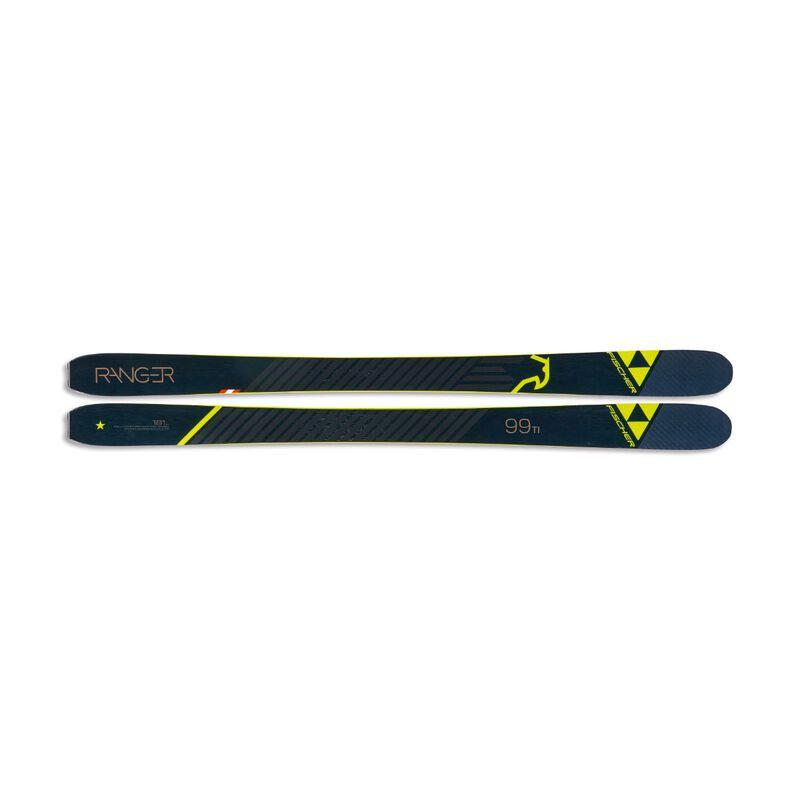Fischer Ranger 99 TI Skis Mens image number 0