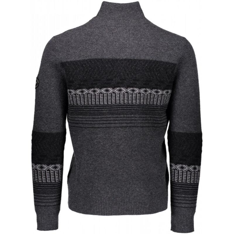 Obermeyer Textured 1/2 Zip Sweater - Mens image number 1