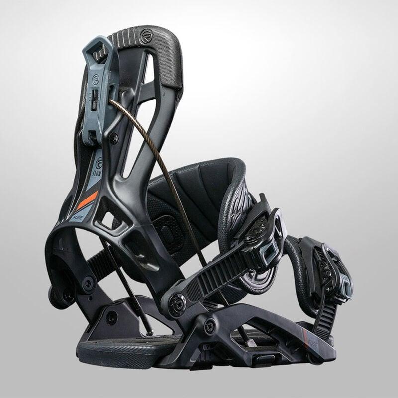 Flow Fuse Fusion Snowboard Bindings Mens image number 1