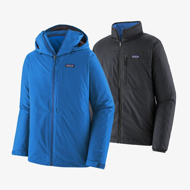 Patagonia 3-in-1 Snowshot Jacket Mens image number 0