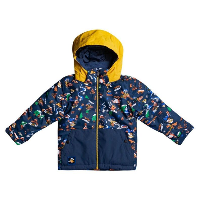 Quicksilver Little Mission Snow Jacket Kids image number 0