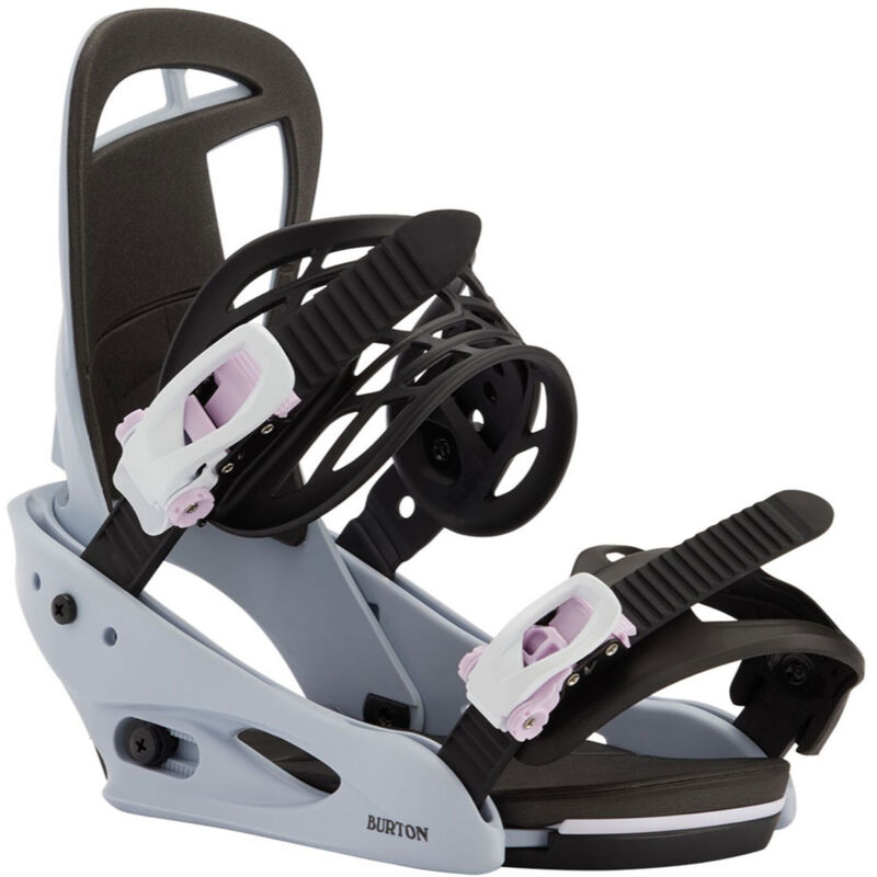 Burton Scribe Re:Flex Snowboard Bindings - Womens 20/21 image number 1