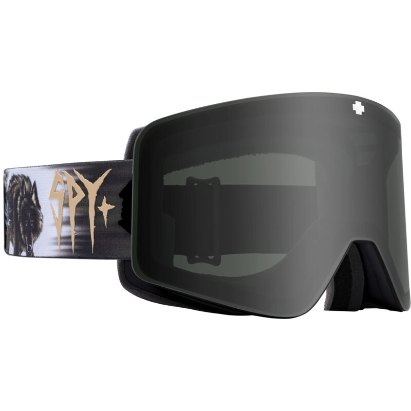 Spy Marauder Goggles - Damasso Sanchez + HD+ gray green Black spectra + HD+ persimmon Silver spectra Lenses image number 0