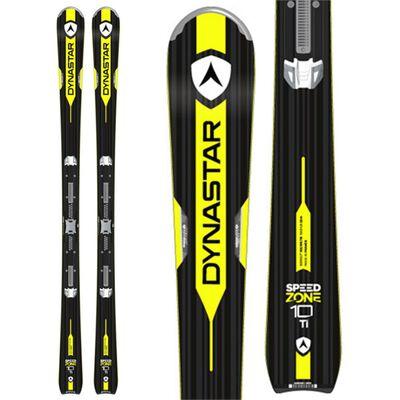 Dynastar Speed Zone 10 Ti + SPX 12 Skis - Mens 18/19