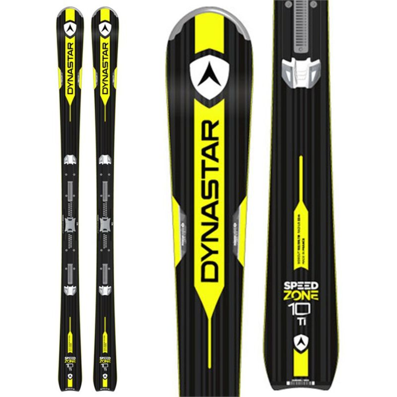 Dynastar Speed Zone 10 Ti + SPX 12 Skis - Mens 18/19 image number 0