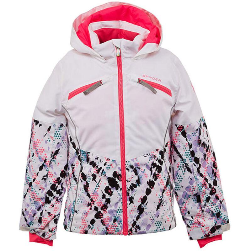 Spyder Conquer Jacket Girls image number 0