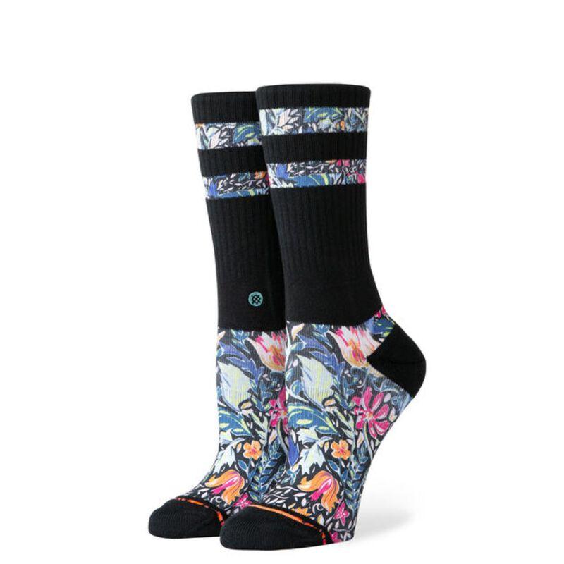 Stance Zoe Classic Crew Socks Womens image number 0