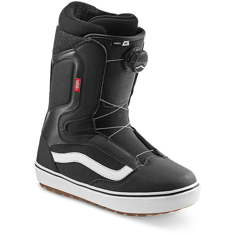 Vans Aura OG Snowboard Boots Mens image number 0